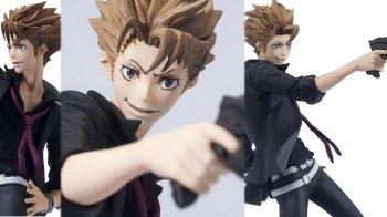 *    Psycho-Pass : une figurine de Shusei Kagari    *