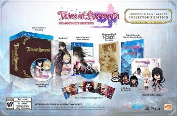 Tales of Berseria : une date de sortie et une édition collector
