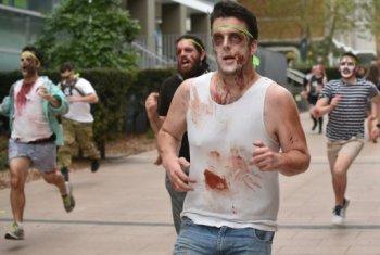 Zedtown : une aventure de zombies dans la vraie vie !