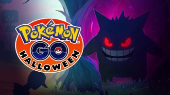 Pokémon GO fête lui aussi Halloween !