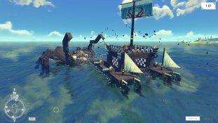 The Last Leviathan : créez votre propre bateau de pirate