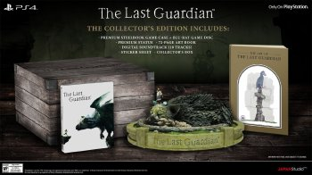 The Last Guardian : l'édition collector se dévoile