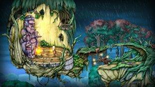 Candle : une aventure dans un monde aquarelle