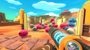 Slime Rancher : un jeu de Pokémon version kawaii !