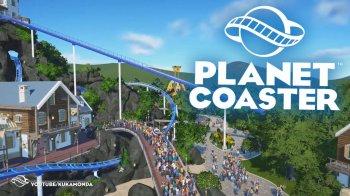 Planet Coaster : le jeu de gestion qui fait actuellement fureur
