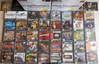 Les jeux vidéo : ma sélection de divertissements préférés sur PS1.