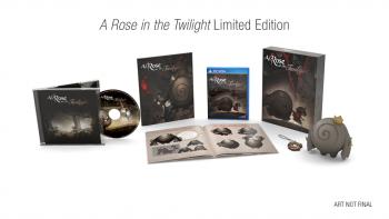 A Rose in the Twilight : les précommandes sont disponibles
