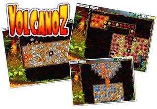 Divertissement en ligne : un diablotin rouge dans le jeu Volcanoz !