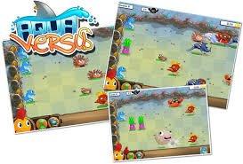 Ludiciel flash : Jouez avec Bubulle dans Aqua Versus