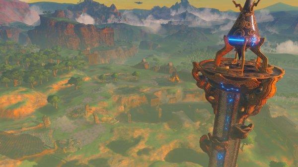 The Legend of Zelda: Breath of the Wild – débutez votre aventure comme il le faut !