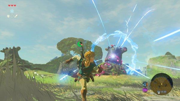 The Legend of Zelda: Breath of the Wild – comment survivre face aux gardiens ?