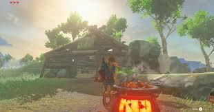 The Legend of Zelda: Breath of the Wild – mettez-vous dans la peau d'un cuistot !