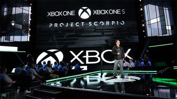 La Xbox Scorpio débarque peut-être sur le marché !