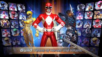 Les Power Rangers : jouez avec eux sur votre mobile