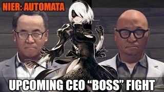 NieR: Automata accueille un boss spécial dans son DLC