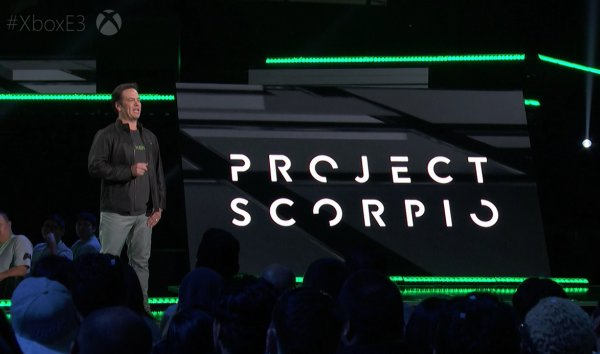Scorpio : la console de Microsoft sera présente à l'E3