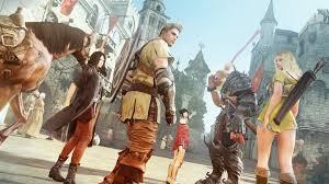 Black Desert Online : le MMORPG débarque sur Steam