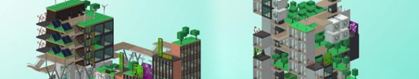 Sandbox : pourrez-vous construire une ville parfaite dans Block'Hood ?