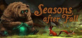 Le jeu d'aventure Seasons after Fall vous invite à jouer un renard