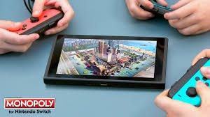 Nintendo Switch : les gamers pourront bientôt jouer au Monopoly