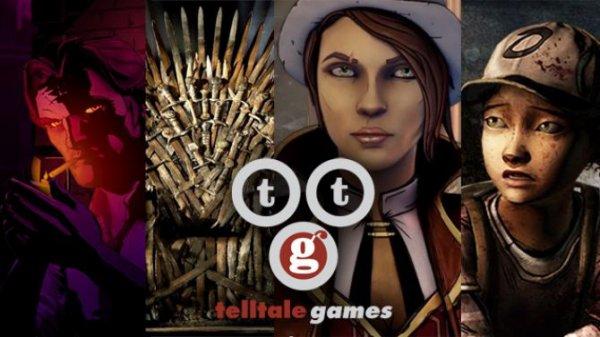 Telltale Games n'a pas fini de nous étonner!