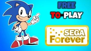 Une collection rétro à découvrir pour les fans de Sega !