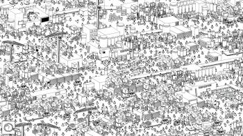 Hidden Folks : un jeu de réflexion façon Où est Charlie ?