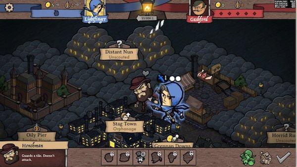 Antihero : jouez au vilain dans ce jeu de plateau