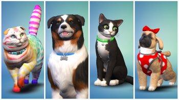 Les Sims : vous pourrez bientôt vous amuser avec des animaux !