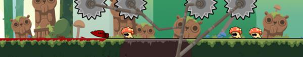 Le jeu vidéo Super Meat Boy Forever sera un runner !