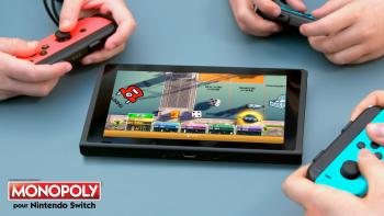 Nintendo Switch accueille un nouveau jeu vidéo