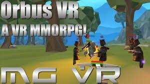 Orbus VR : un jeu de rôle en ligne massivement multijoueur en VR