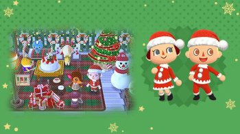 Animal Crossing: Pocket Camp - un premier évènement à découvrir