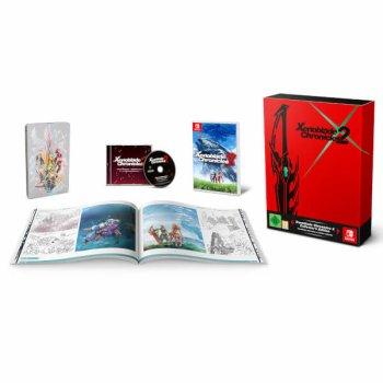 Xenoblade Chronicles 2 a débarqué sur la Nintendo Switch