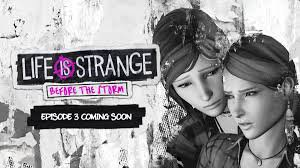 Le point and click Life is Strange: Before the Storm revient prochainement