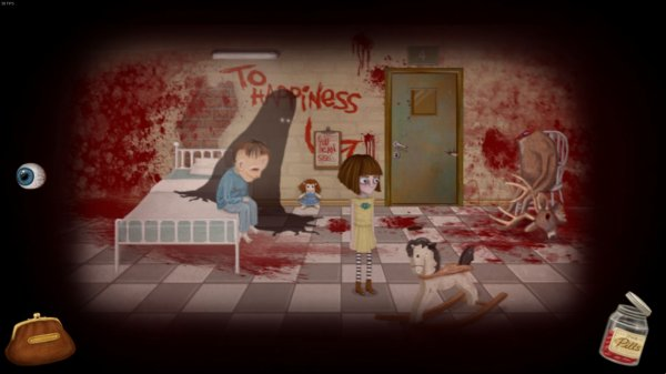 Fran Bow : un jeu point and click glauque à souhait