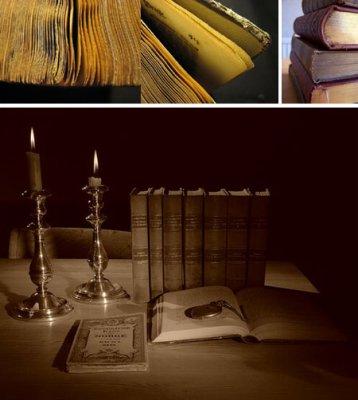 Livres que j'ai lus (Liste non exhaustive)