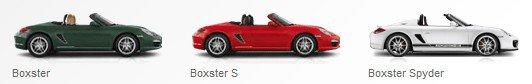 Porsche Boxster :