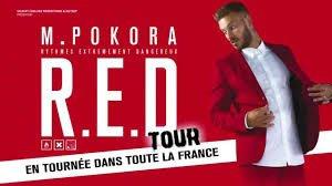 M.Pokora R.E.D Tour.