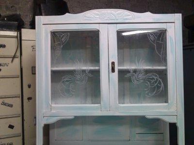 mon passe temp renovation de meuble peinture et gravure sur verre