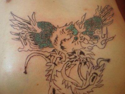 tattoo as chbiloutte
