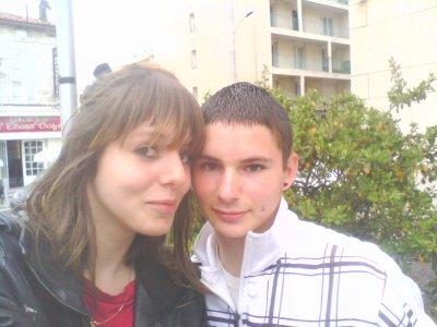 moi  et une ami