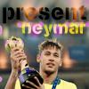 Photo de present-neymar