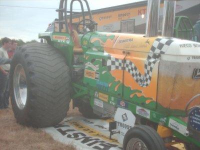 Tracteur Pulling [ bernay 2009 ]