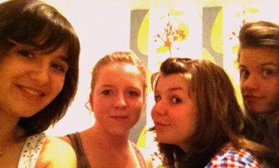 Luucie & Alexandra & Morgane ! ♥*