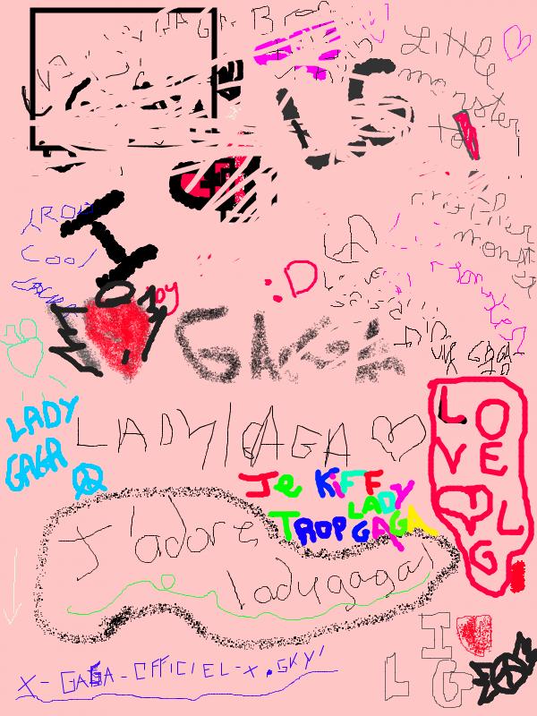 Toi aussi lâche ta dédicace sur le mur de ladygagadu27 !