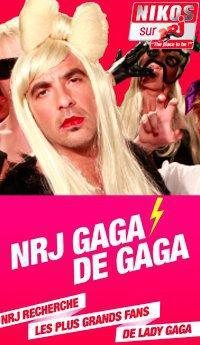 NRJ recherche plus grands fans de lady gaga