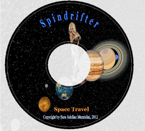 Spindrifter-CD