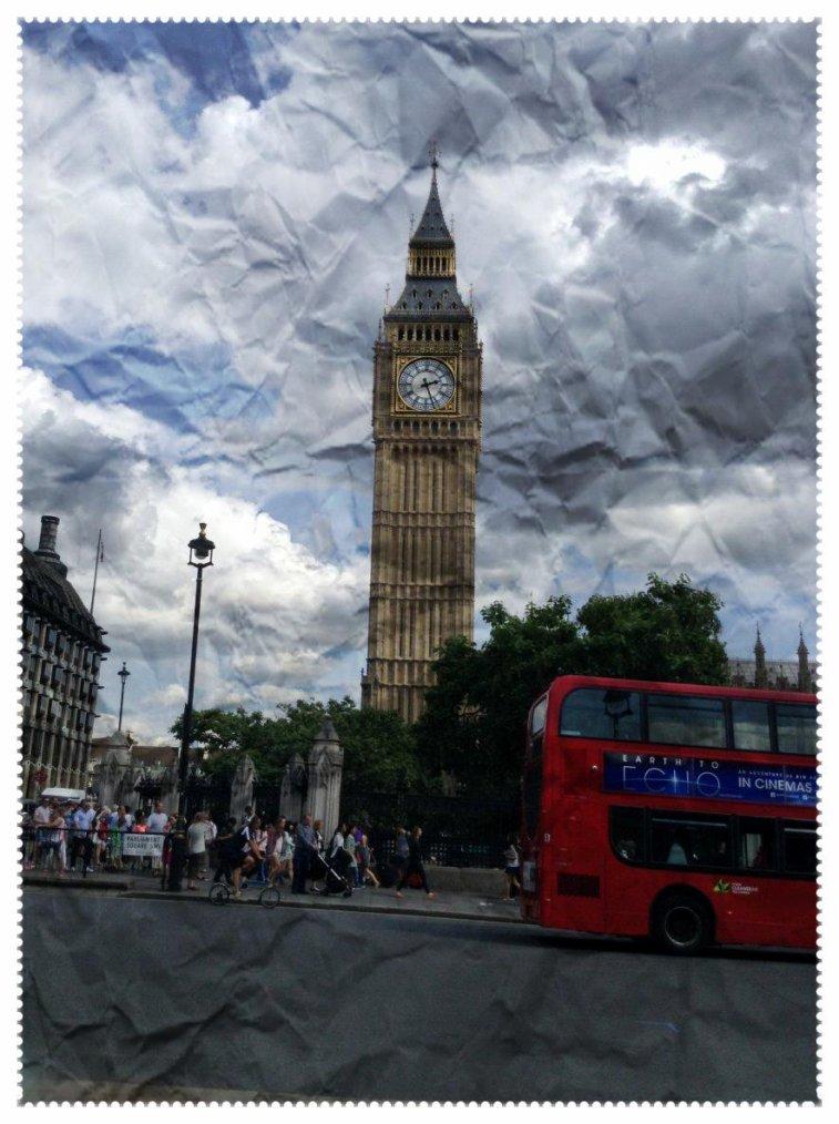 Je suis rentrée de Londres ! un haul ? ♥