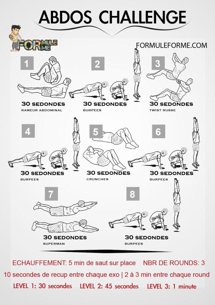 5 conseils pour avoir un ventre plat ❤️
